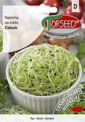 Cebula - Nasiona na kiełki 10g