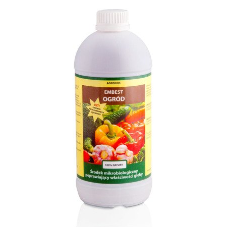 EMBEST OGRÓD Mikroorgaznimy Probiotyczne 1L