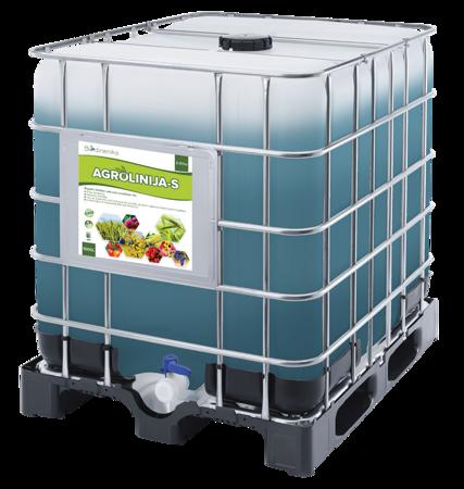 Nawóz Organiczny Agrolinija-S 1000L