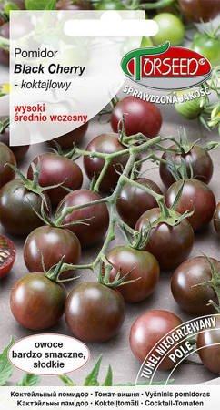 Pomidor koktajlowy Black Cherry 0,1 g