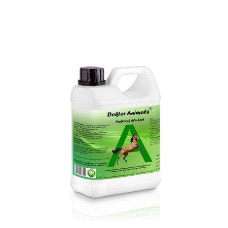 Probiotyk dla koni – Doktor Animals 1,0 L