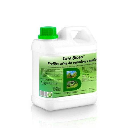 Terra Biosa ProBios plus do ogrodów i sadów  1l